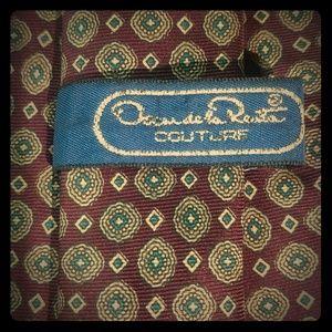 Oscar de la Renta Couture Tie